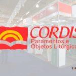 A Cordis Paramentos e Objetos Litúrgicos está confirmada para a ExpoCatólica 2019