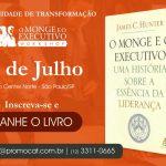 Inscreva-se no Workshop 'O Monge e o Executivo' e ganhe um livro exclusivo