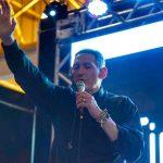 A presença de Padre Marcelo Rossi movimentou o segundo dia da ExpoCatólica