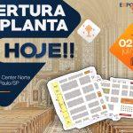 ExpoCatólica abre a planta de estandes para sua edição comemorativa em 2021