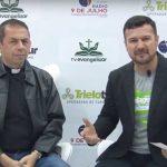 Trielotur Pelo Mundo: Padre Marcos Studart e professor Hamilton falam sobre parcerias no turismo