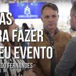 DicasDoDF: Kiara e Fábio Castro dão dicas para o planejamento de eventos